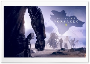Destiny 2 Forsaken Ultra HD Wallpaper for 4K UHD Widescreen desktop, tablet & smartphone
