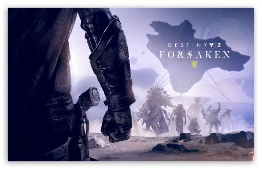 Download Destiny 2 Forsaken UltraHD Wallpaper