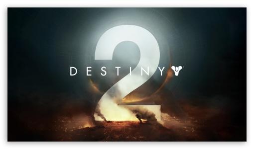 Destiny 2 Video Game 2017 4K HD Desktop Wallpaper For 4K