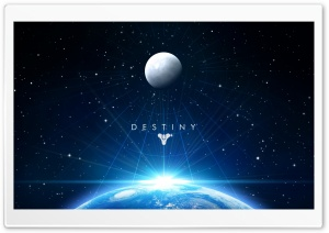 Destiny HD Wide Wallpaper for Widescreen