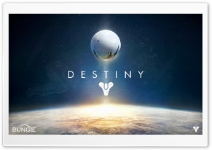 Destiny - Traveler HD Wide Wallpaper for Widescreen