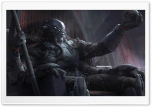 Destiny, Captain HD Wide Wallpaper for Widescreen