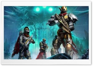 Destiny Expansion I The Dark Below HD Wide Wallpaper for Widescreen