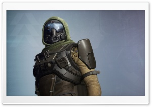 Destiny, Hunter HD Wide Wallpaper for Widescreen