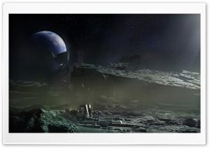 Destiny, Ocean Of Storms HD Wide Wallpaper for Widescreen