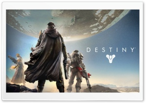 Destiny Poster HD Wide Wallpaper for 4K UHD Widescreen desktop & smartphone