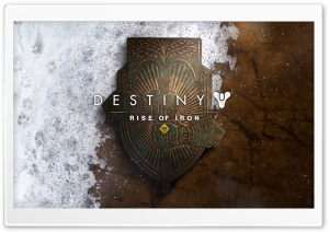 Destiny Rise of Iron HD Wide Wallpaper for Widescreen