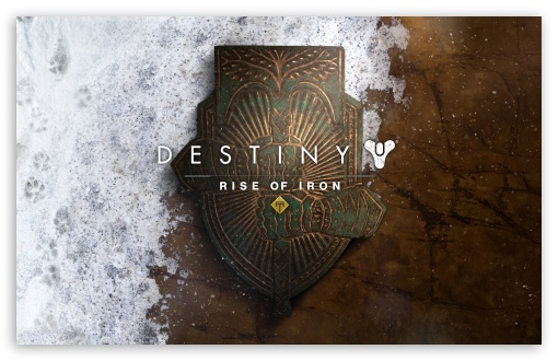 Destiny Rise Of Iron 4K HD Desktop Wallpaper For 4K Ultra