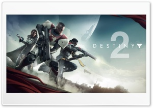 Destiny The Game 2 HD Wide Wallpaper for Widescreen