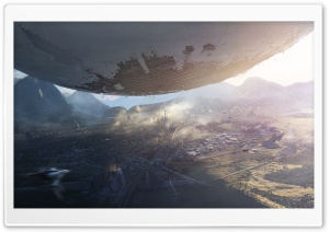 Destiny, Travelers Vale HD Wide Wallpaper for Widescreen