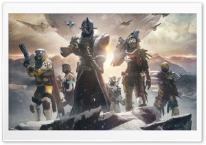 Destiny Video Game HD Wide Wallpaper for 4K UHD Widescreen desktop & smartphone