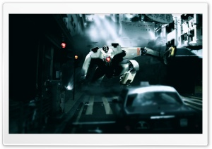 Destruction Robot Ultra HD Wallpaper for 4K UHD Widescreen desktop, tablet & smartphone