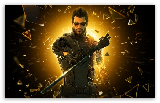 Deus Ex Human Revolution   Adam Jensen ❤ 4K UHD Wallpaper for Wide 16:10 5:3 Widescreen WHXGA WQXGA WUXGA WXGA WGA ; 4K UHD 16:9 Ultra High Definition 2160p 1440p 1080p 900p 720p ; Standard 4:3 5:4 3:2 Fullscreen UXGA XGA SVGA QSXGA SXGA DVGA HVGA HQVGA ( Apple PowerBook G4 iPhone 4 3G 3GS iPod Touch ) ; Tablet 1:1 ; iPad 1/2/Mini ; Mobile 4:3 5:3 3:2 16:9 5:4 - UXGA XGA SVGA WGA DVGA HVGA HQVGA ( Apple PowerBook G4 iPhone 4 3G 3GS iPod Touch ) 2160p 1440p 1080p 900p 720p QSXGA SXGA ;