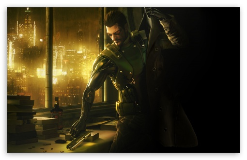 Deus Ex Human Revolution Video Game ❤ 4K UHD Wallpaper for Wide 16:10 5:3 Widescreen WHXGA WQXGA WUXGA WXGA WGA ; 4K UHD 16:9 Ultra High Definition 2160p 1440p 1080p 900p 720p ; UHD 16:9 2160p 1440p 1080p 900p 720p ; Standard 4:3 5:4 3:2 Fullscreen UXGA XGA SVGA QSXGA SXGA DVGA HVGA HQVGA ( Apple PowerBook G4 iPhone 4 3G 3GS iPod Touch ) ; Tablet 1:1 ; iPad 1/2/Mini ; Mobile 4:3 5:3 3:2 16:9 5:4 - UXGA XGA SVGA WGA DVGA HVGA HQVGA ( Apple PowerBook G4 iPhone 4 3G 3GS iPod Touch ) 2160p 1440p 1080p 900p 720p QSXGA SXGA ; Dual 16:10 5:3 4:3 5:4 WHXGA WQXGA WUXGA WXGA WGA UXGA XGA SVGA QSXGA SXGA ;