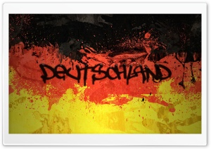 Deutschland HD Wide Wallpaper for Widescreen