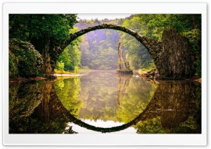 Devil Bridge HD Wide Wallpaper for Widescreen