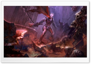 Devil May Cry HD Wide Wallpaper for Widescreen