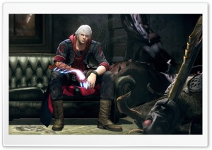 Devil May Cry DA02 HD Wide Wallpaper for Widescreen