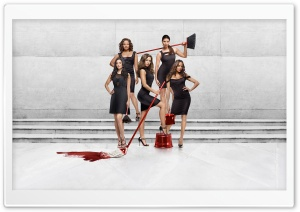 Devious Maids TV Series cast Ultra HD Wallpaper for 4K UHD Widescreen desktop, tablet & smartphone