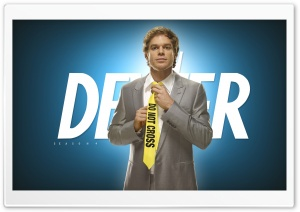 Dexter TV Show HD Wide Wallpaper for Widescreen