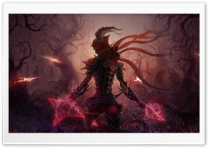 Diablo 3 Artwork HD Wide Wallpaper for Widescreen