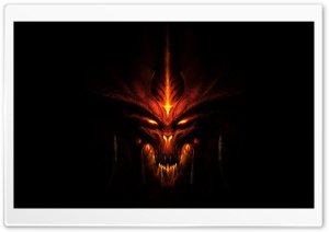 Diablo 3 Fiery HD Wide Wallpaper for 4K UHD Widescreen desktop & smartphone