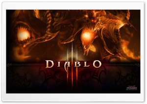 Diablo 3 Game HD Wide Wallpaper for Widescreen