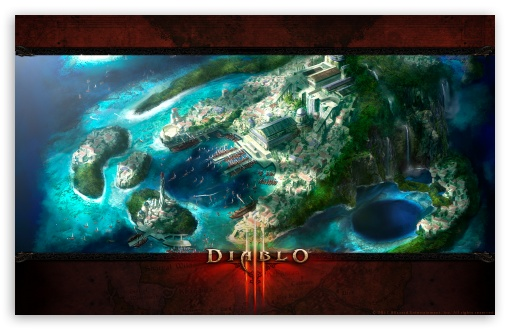 Diablo 3 Landscape HD wallpaper for Wide 16:10 5:3 Widescreen WHXGA WQXGA WUXGA WXGA WGA ; HD 16:9 High Definition WQHD QWXGA 1080p 900p 720p QHD nHD ; Standard 4:3 5:4 Fullscreen UXGA XGA SVGA QSXGA SXGA ; iPad 1/2/Mini ; Mobile 4:3 5:3 16:9 5:4 - UXGA XGA SVGA WGA WQHD QWXGA 1080p 900p 720p QHD nHD QSXGA SXGA ;