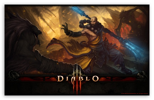 Diablo 3 Monk HD wallpaper for Wide 16:10 5:3 Widescreen WHXGA WQXGA WUXGA WXGA WGA ; HD 16:9 High Definition WQHD QWXGA 1080p 900p 720p QHD nHD ; Standard 4:3 5:4 Fullscreen UXGA XGA SVGA QSXGA SXGA ; iPad 1/2/Mini ; Mobile 4:3 5:3 16:9 5:4 - UXGA XGA SVGA WGA WQHD QWXGA 1080p 900p 720p QHD nHD QSXGA SXGA ;