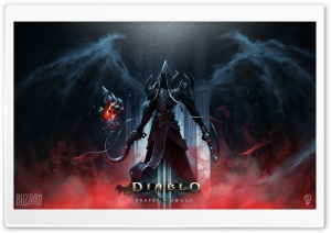 Diablo 3 Reaper of Souls HD Wide Wallpaper for 4K UHD Widescreen desktop & smartphone