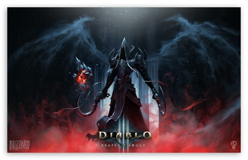 Diablo 3 Reaper of Souls ❤ 4K UHD Wallpaper for Wide 16:10 5:3 Widescreen WHXGA WQXGA WUXGA WXGA WGA ; 4K UHD 16:9 Ultra High Definition 2160p 1440p 1080p 900p 720p ; Tablet 1:1 ; iPad 1/2/Mini ; Mobile 4:3 5:3 3:2 16:9 - UXGA XGA SVGA WGA DVGA HVGA HQVGA ( Apple PowerBook G4 iPhone 4 3G 3GS iPod Touch ) 2160p 1440p 1080p 900p 720p ;