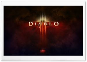 Diablo III HD Wide Wallpaper for 4K UHD Widescreen desktop & smartphone