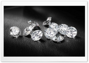 Diamonds HD Wide Wallpaper for 4K UHD Widescreen desktop & smartphone