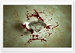 Diamonds and Blood By AliGhasaby Ultra HD Wallpaper for 4K UHD Widescreen desktop, tablet & smartphone