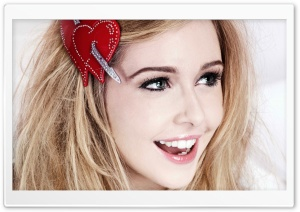 Diana Vickers HD Wide Wallpaper for Widescreen