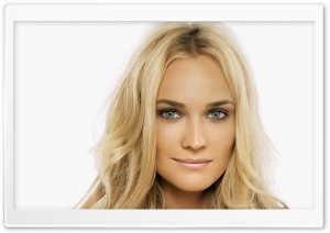 Diane Kruger HD Wide Wallpaper for Widescreen
