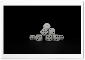 Dice HD Wide Wallpaper for 4K UHD Widescreen desktop & smartphone