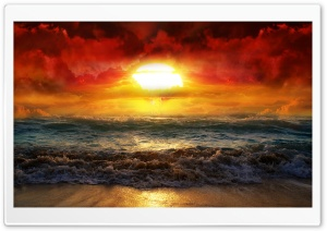 Did You See the Sunrise HD Wide Wallpaper for Widescreen