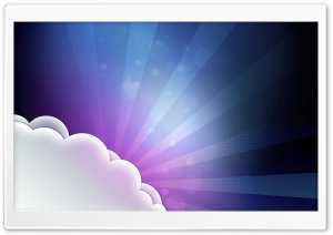 Digital Cloud HD Wide Wallpaper for 4K UHD Widescreen desktop & smartphone