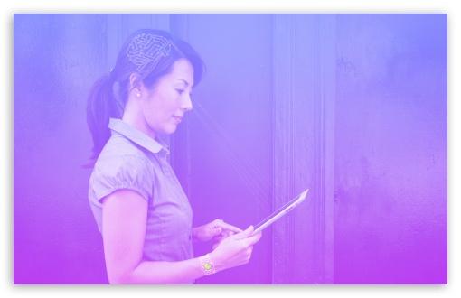 Digital Girl 4K UHD Wallpaper For Wide 1610 53 Widescreen WHXGA