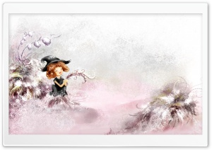 Digital Painting 6 HD Wide Wallpaper for Widescreen