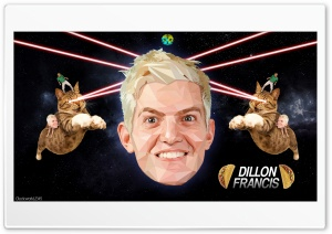 Dillon Francis Triangulation HD Wide Wallpaper for Widescreen