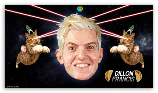 Dillon Francis Triangulation HD wallpaper for HD 16:9 High Definition WQHD QWXGA 1080p 900p 720p QHD nHD ; Mobile 16:9 - WQHD QWXGA 1080p 900p 720p QHD nHD ;