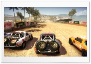 Dirt 2 Game HD Wide Wallpaper for Widescreen