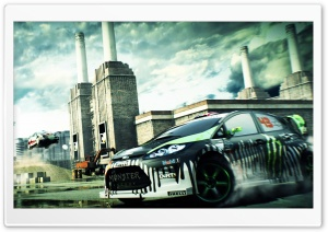Dirt 3 HD Wide Wallpaper for Widescreen