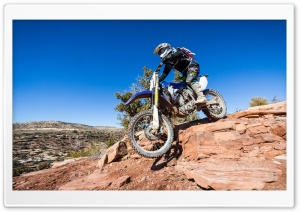 Dirt Biking HD Wide Wallpaper for Widescreen