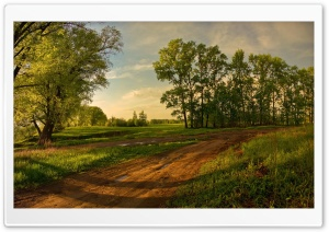 Dirt Road HD Wide Wallpaper for Widescreen