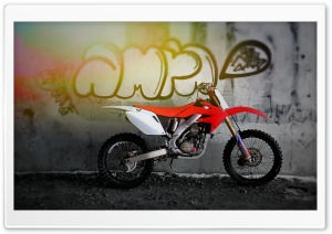 Dirtbike HD Wide Wallpaper for Widescreen