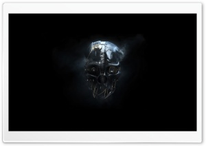Dishonored Mask HD Wide Wallpaper for Widescreen