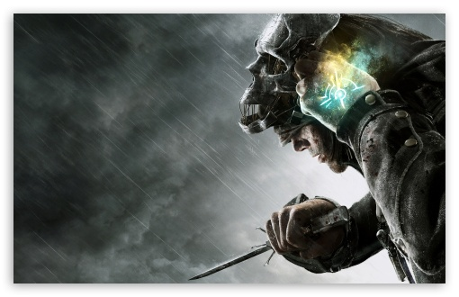 Dishonored Rain HD wallpaper for Wide 16:10 5:3 Widescreen WHXGA WQXGA WUXGA WXGA WGA ; HD 16:9 High Definition WQHD QWXGA 1080p 900p 720p QHD nHD ; Standard 4:3 5:4 Fullscreen UXGA XGA SVGA QSXGA SXGA ; MS 3:2 DVGA HVGA HQVGA devices ( Apple PowerBook G4 iPhone 4 3G 3GS iPod Touch ) ; Mobile VGA WVGA iPhone iPad PSP Phone - VGA QVGA Smartphone ( PocketPC GPS iPod Zune BlackBerry HTC Samsung LG Nokia Eten Asus ) WVGA WQVGA Smartphone ( HTC Samsung Sony Ericsson LG Vertu MIO ) HVGA Smartphone ( Apple iPhone iPod BlackBerry HTC Samsung Nokia ) Sony PSP Zune HD Zen ; Tablet 1&2 ;